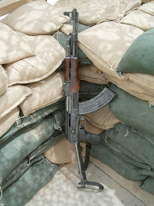 My WASR 10/63 UF before and after Pics  - The FAL Files